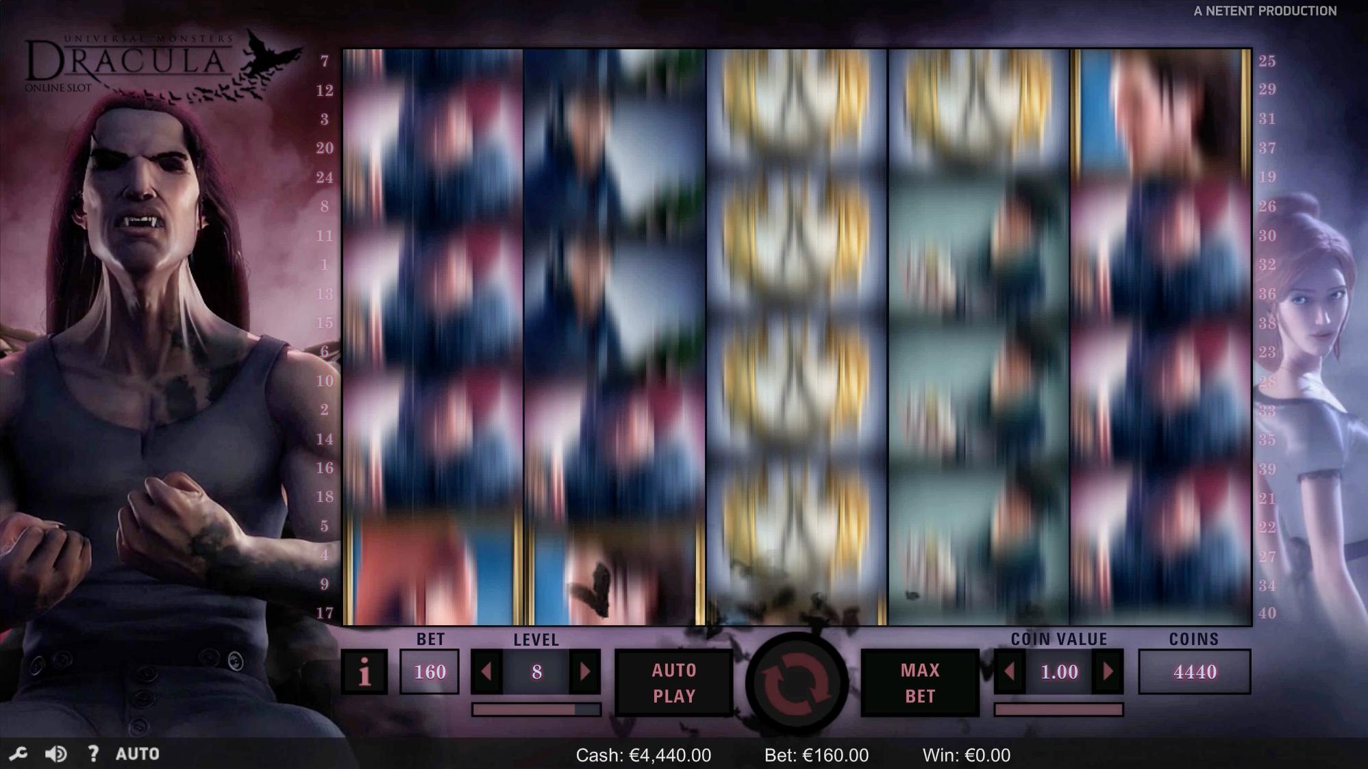 Dracula-video-slot